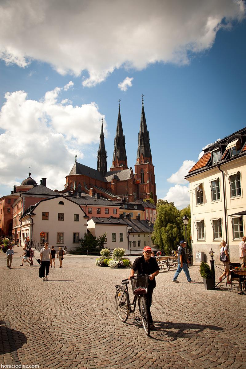 Uppsala (Suecia), la ciudad más tranquila del mundo.